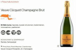 Ajantiedon uudet nettisivut – shampanja arvottu