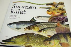 Ajantiedon uutiskirje kesäkuu 2016 – Syödään kalaa