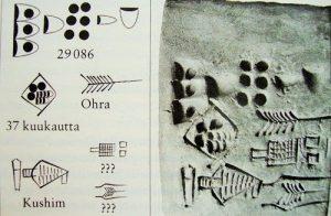 Maailman ensimmäinen kirjanpitäjä tunnistettu