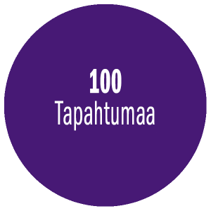 100 asiantuntijaa