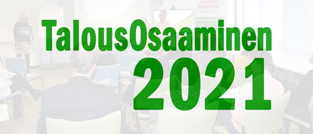 talousosaaminen 2021